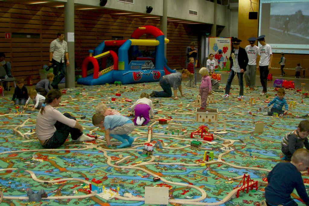 Лучшие места для ребенка в москве
