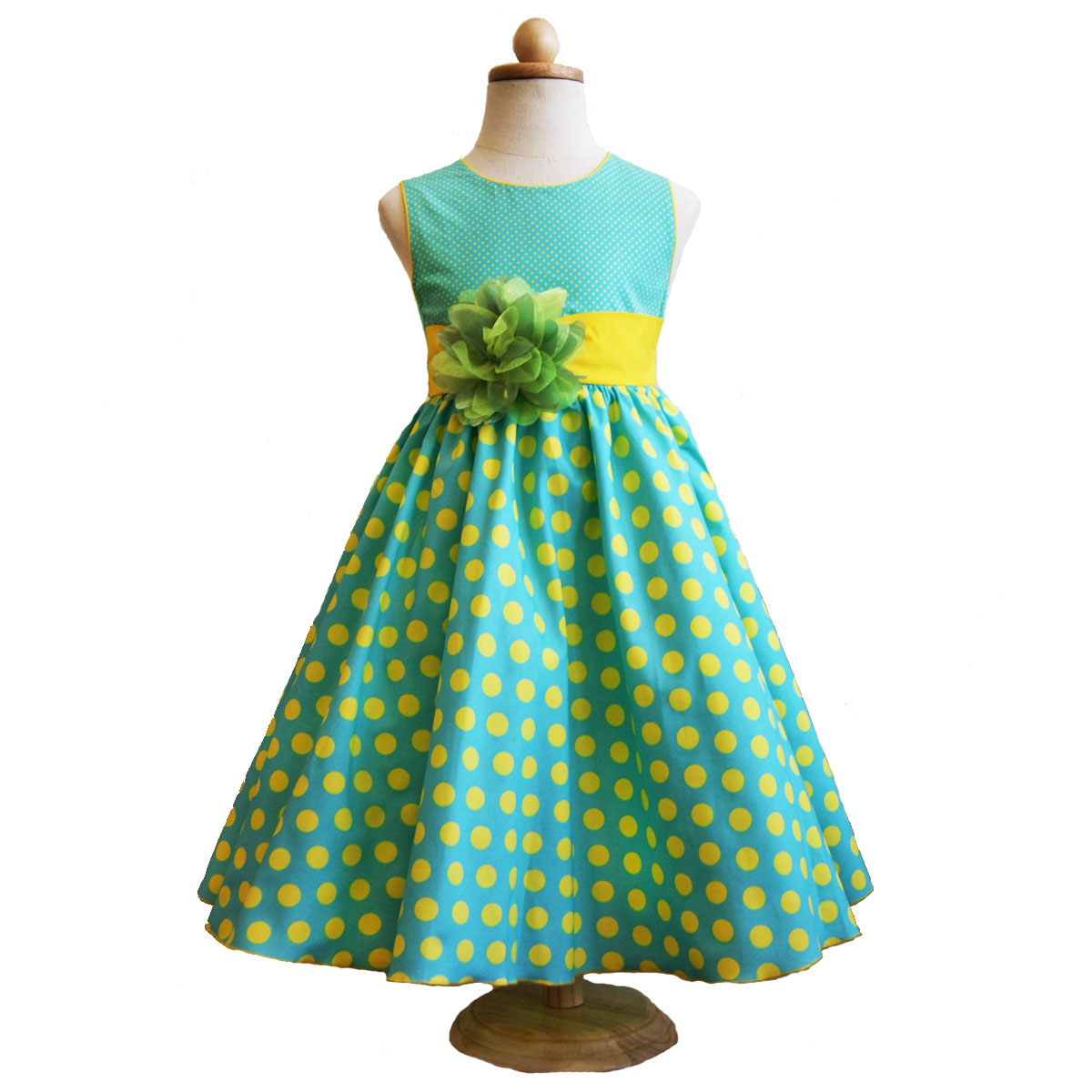 Платье в горошек сшить самой