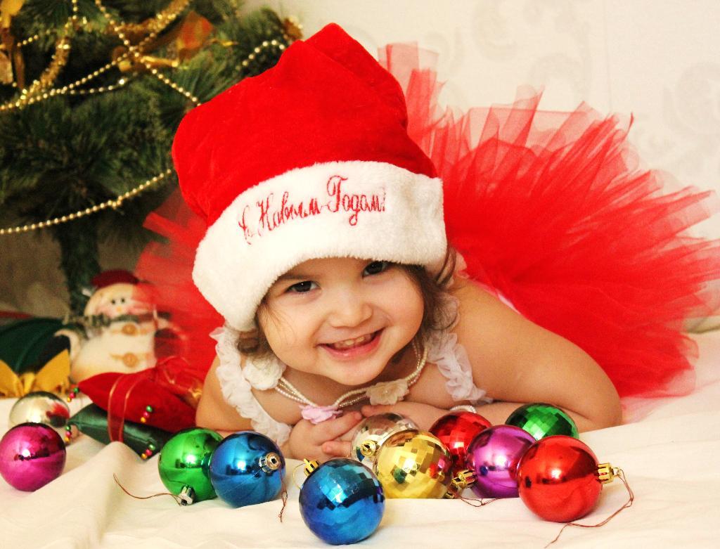 Что подарки маленькому ребенку на новый год