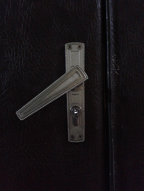 Открытие дверей