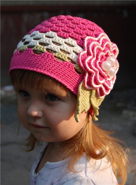 фамилию можно вязание крючком шапочки для девочек на осень фото очень