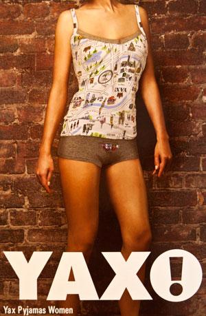 Сайт Одежды Yaxo