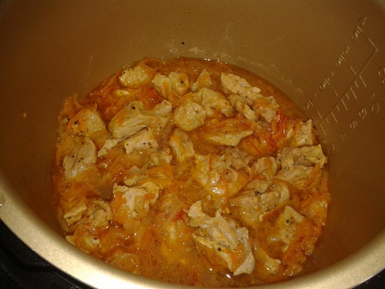 Отбивные из куриного филе в мультиварке рецепт пошагово