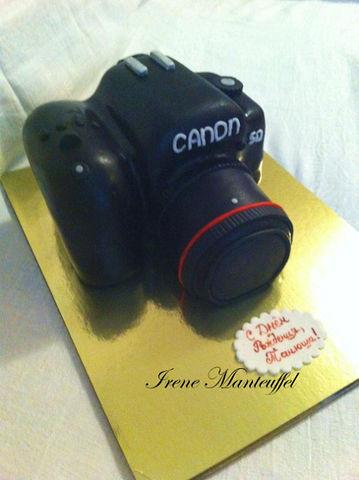 Торт фотоаппарат заказать москва
