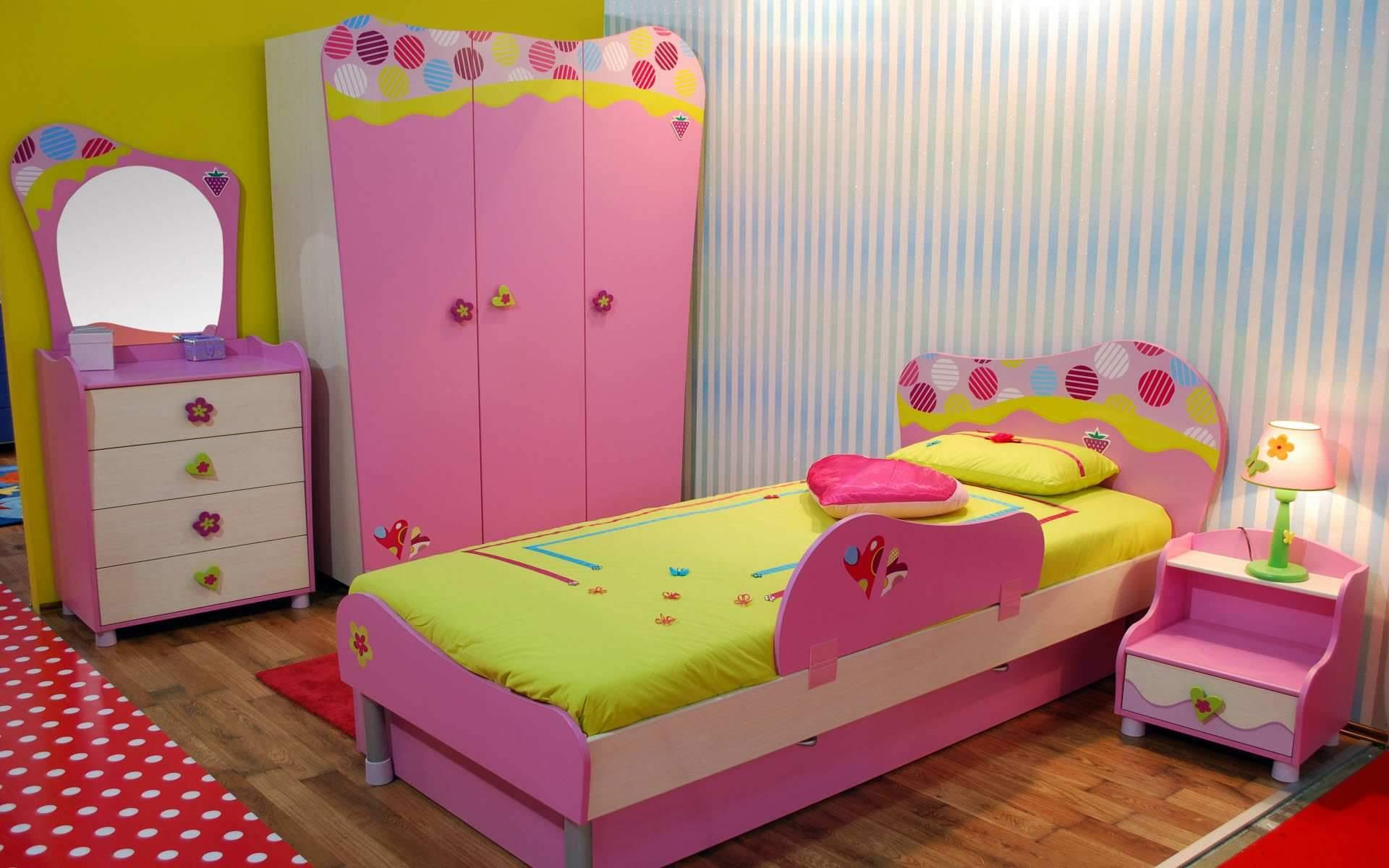 Детская комната  № 3567445 бесплатно