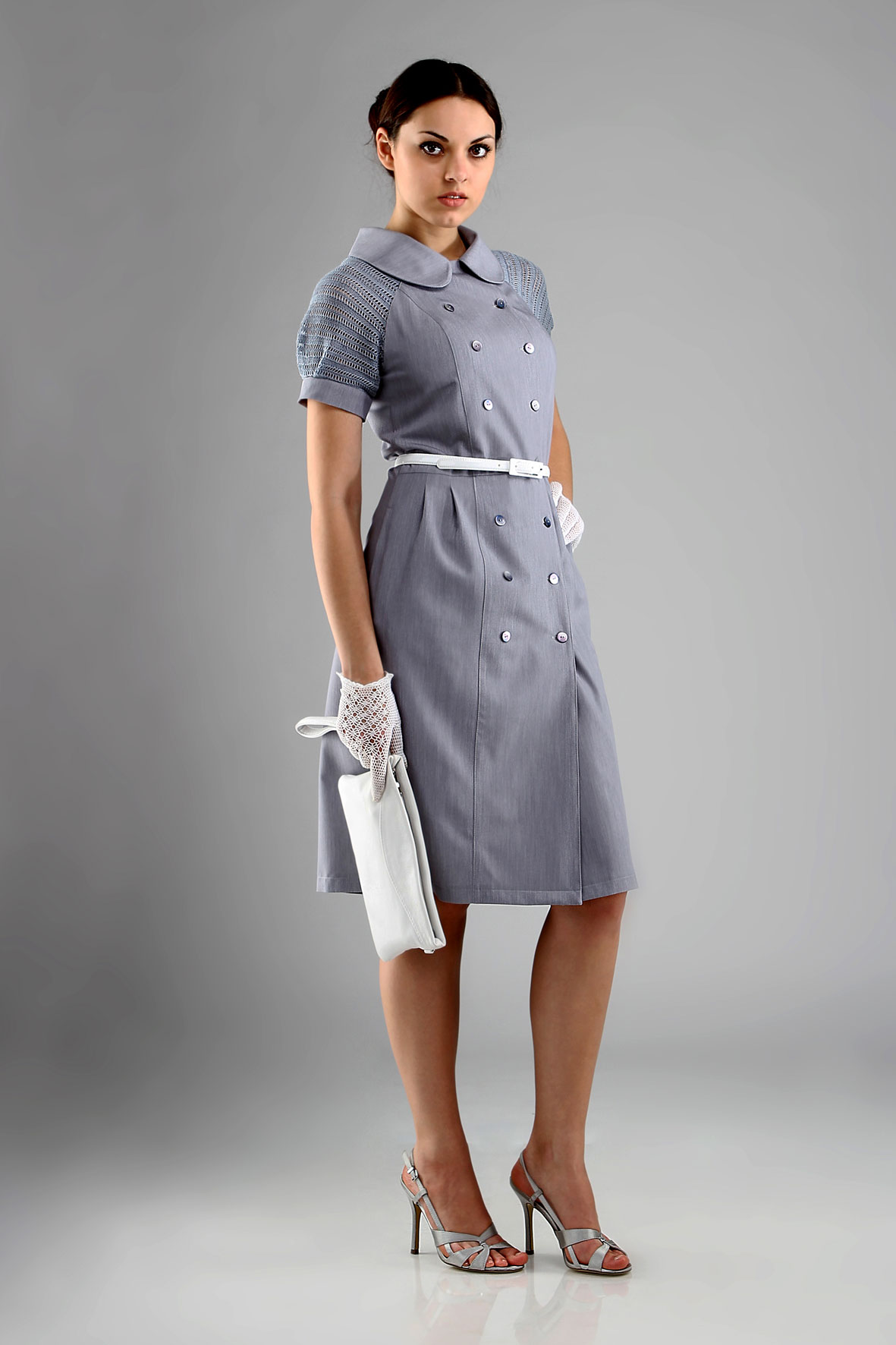 Полный Стиль Одежда Больших Размеров 42 88