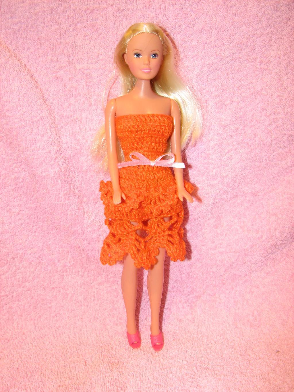 Как сшить платье для куклы пошаговое фото - Мой секрет 65