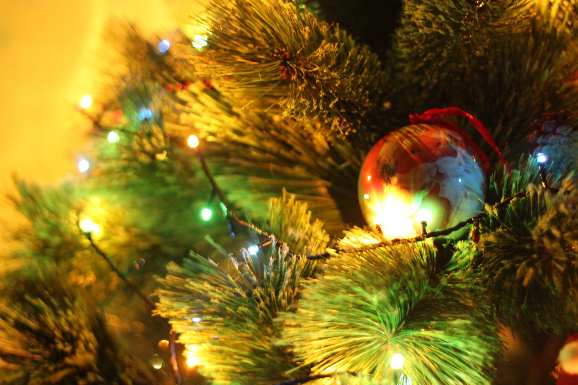 Новый год самый прекрасный праздник
