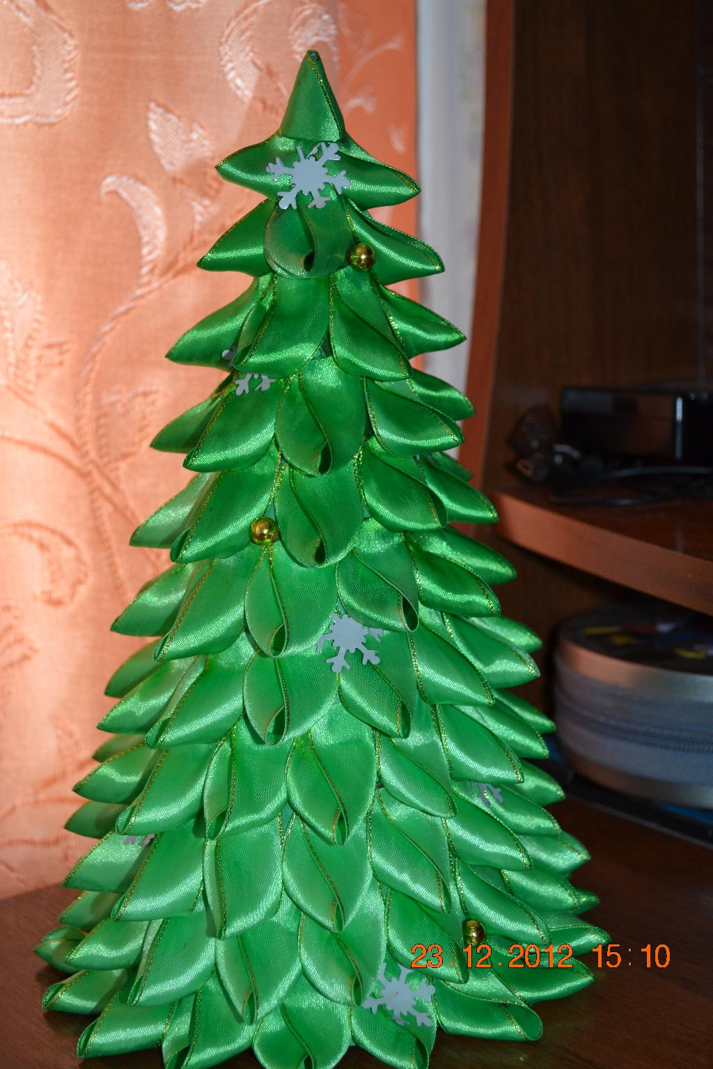Новогодние поделки своими руками для детского сада елки