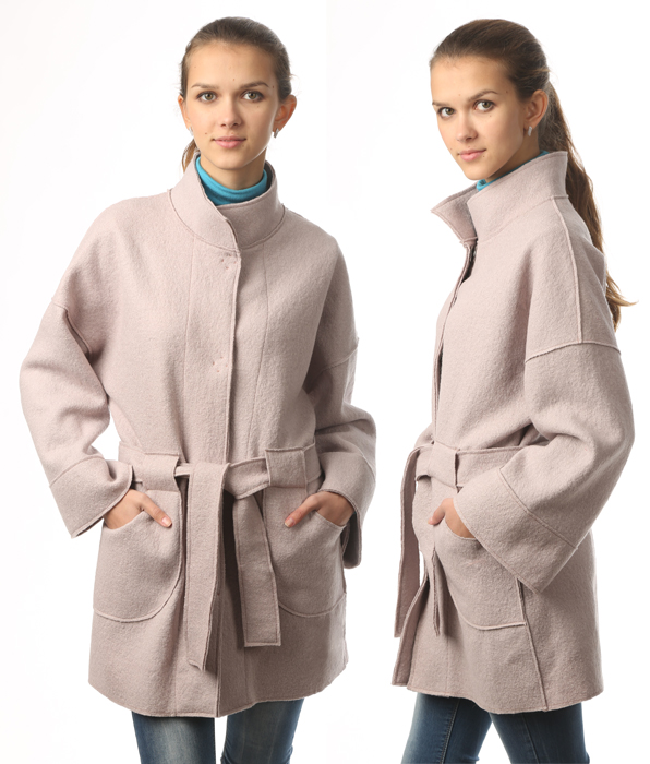 Пальто из вареной шерсти сшить своими руками 72
