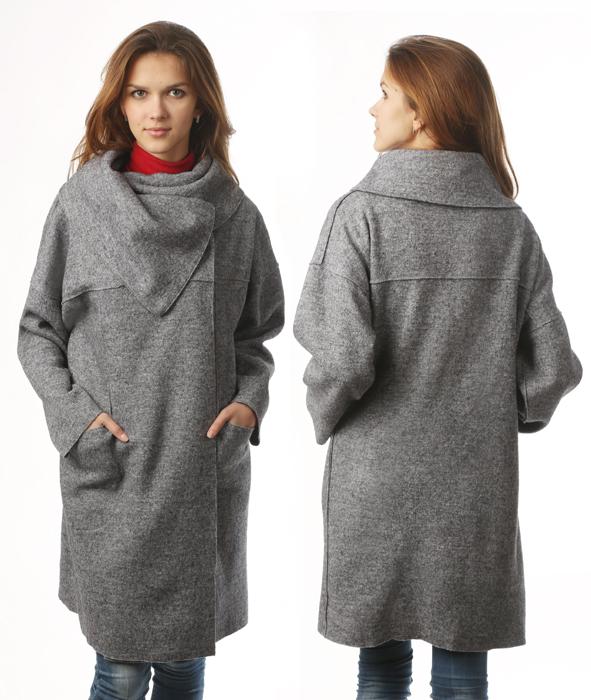 Пальто из вареной шерсти сшить своими руками 58