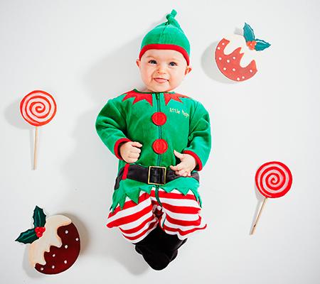 Своими руками новогодний костюм для 9 месячного ребенка