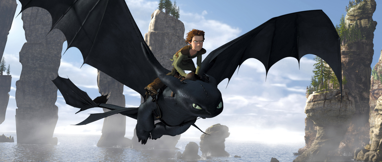Как приручить дракона 2 (2 14) - МУЛЬТИКИ СМОТРЕТЬ