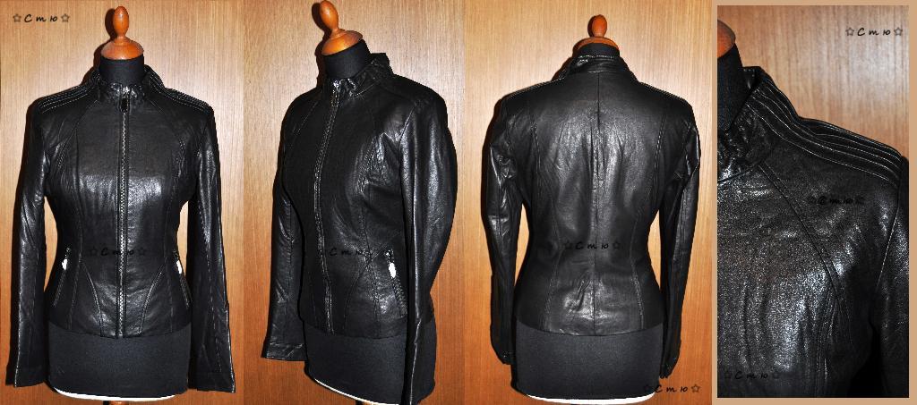 Как куртку сделать на размер больше