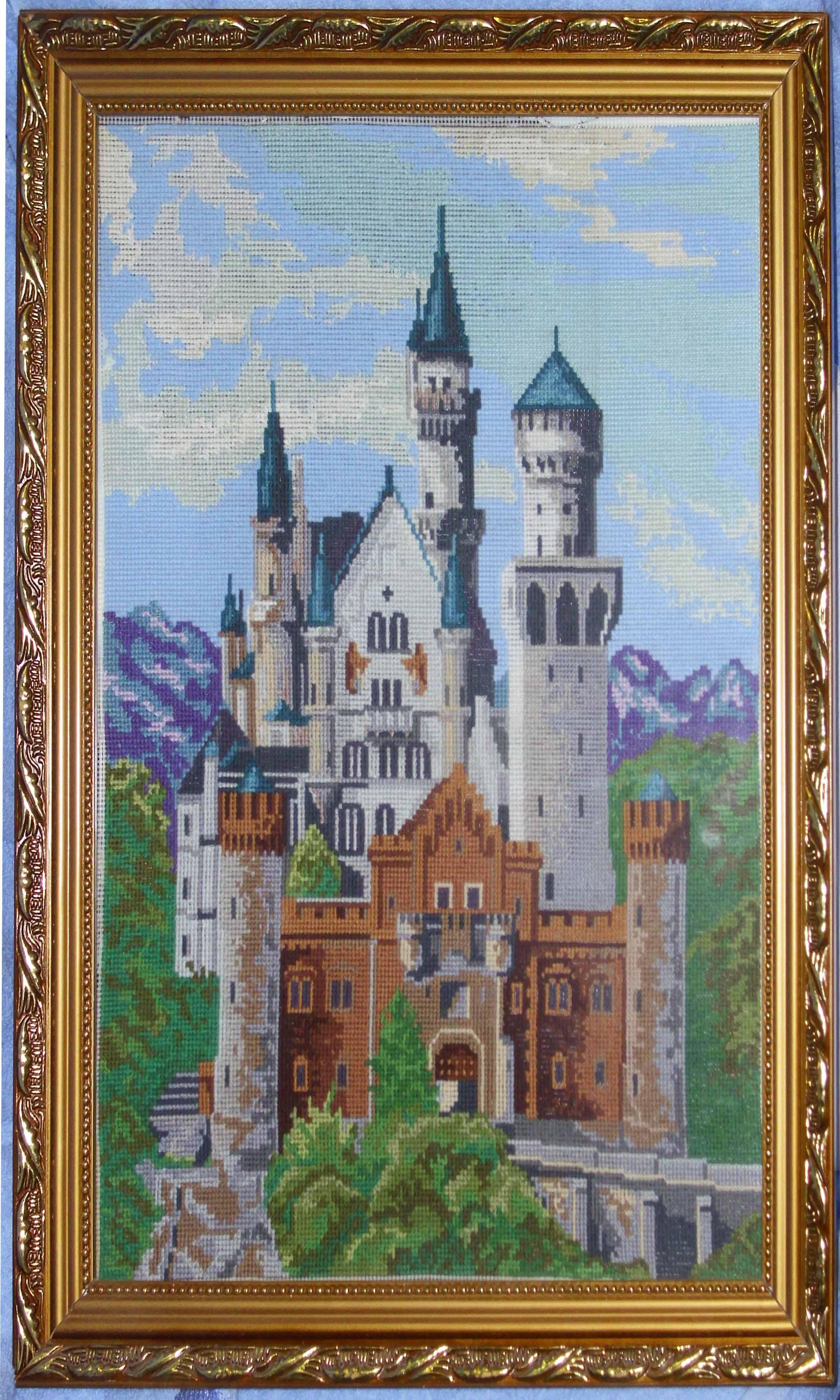 Поисковая фраза: набор для вышивания крестом замок спящей красавицы 49 см х 59 см сортировать по q 920 цене
