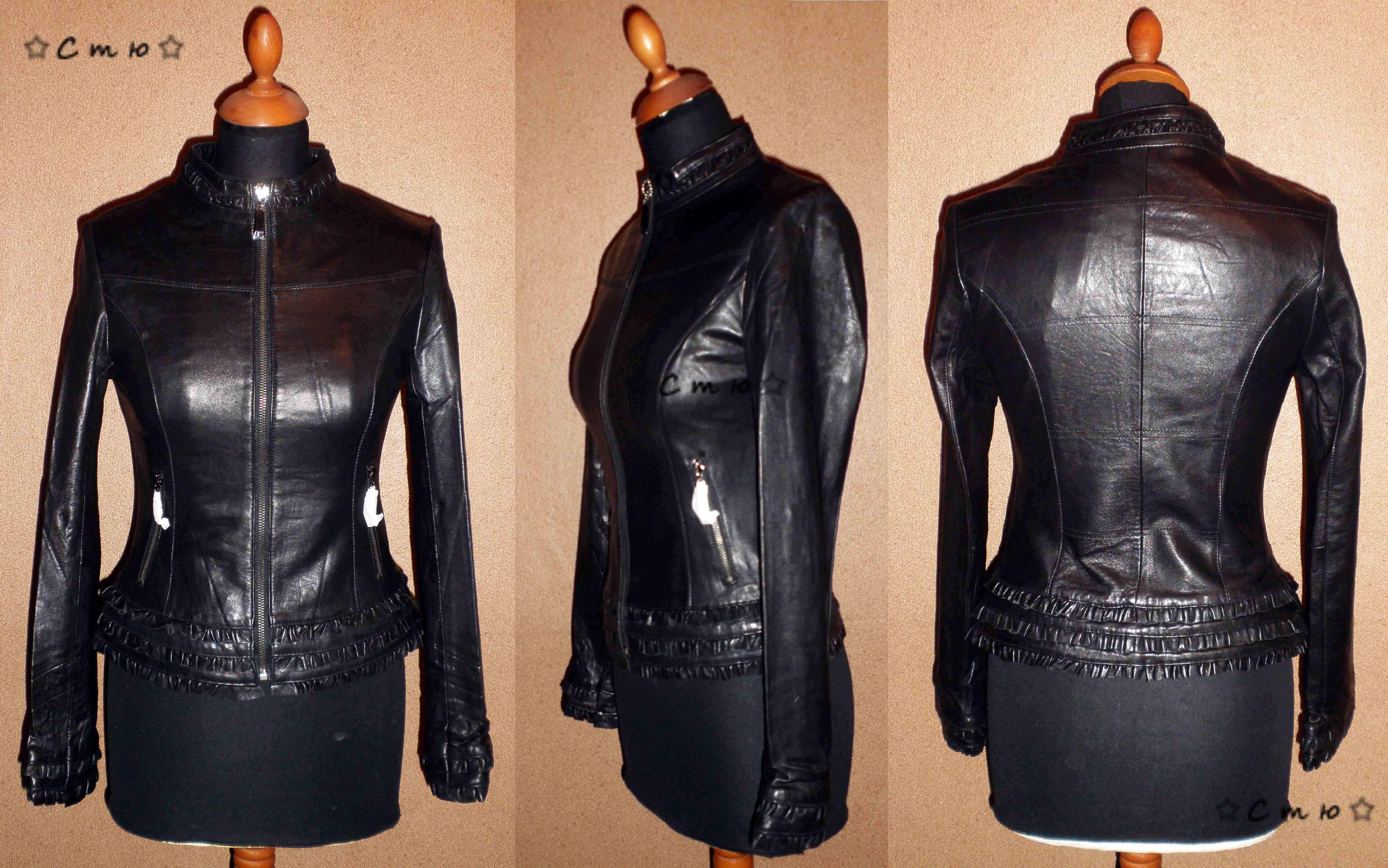 Как сделать кожу мягкой куртка