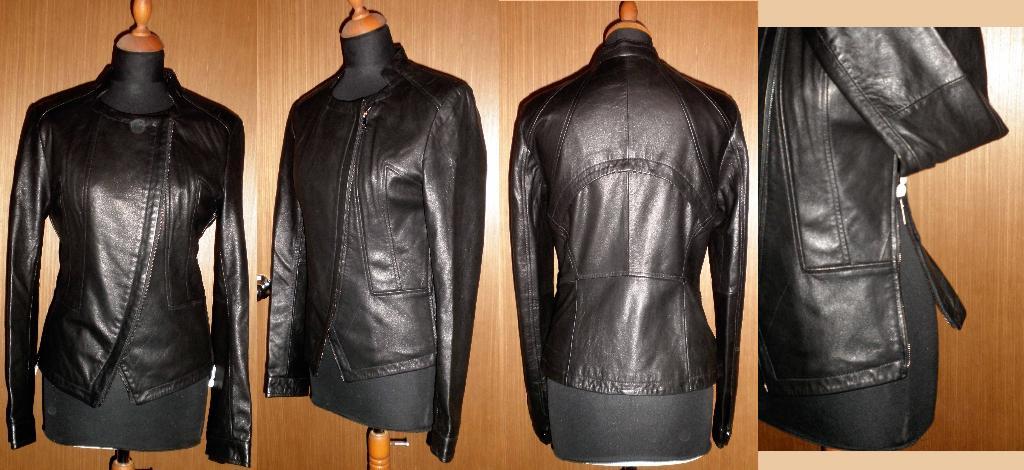 Сшить кожаную куртку из плаща