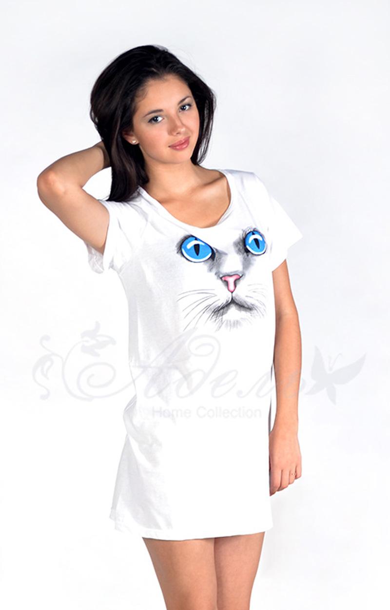 Белое Платье Туника Доставка