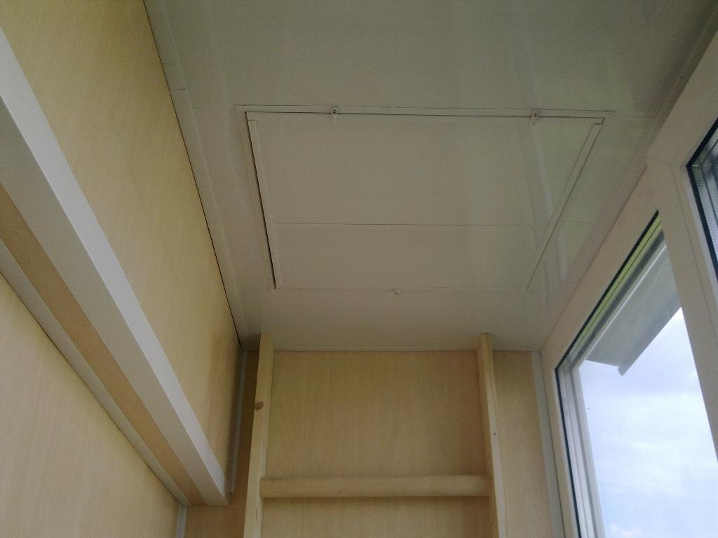 Верхний люк между балконами. фотоальбом участника владимир13.