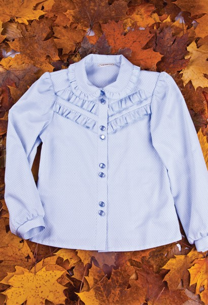 Блузка Для Школы Купить Доставка