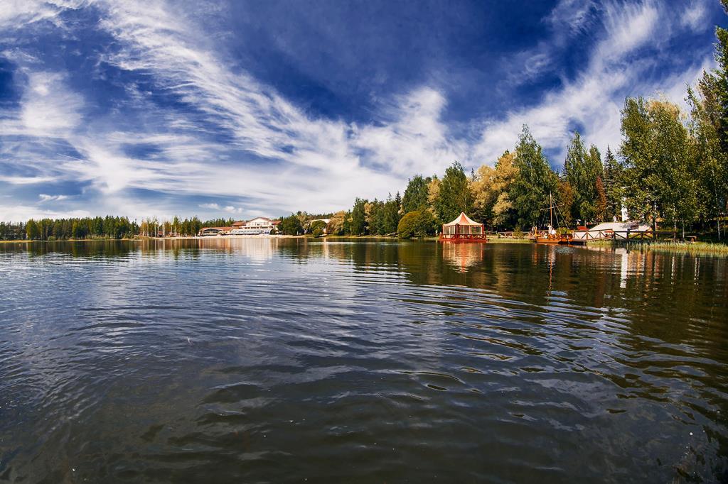 дом отдыха бассейн рыбалка