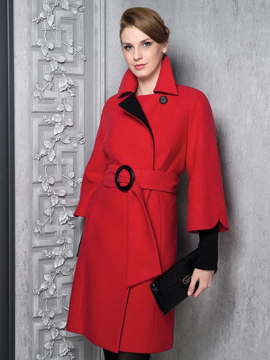 Дизайны женских классических пальто