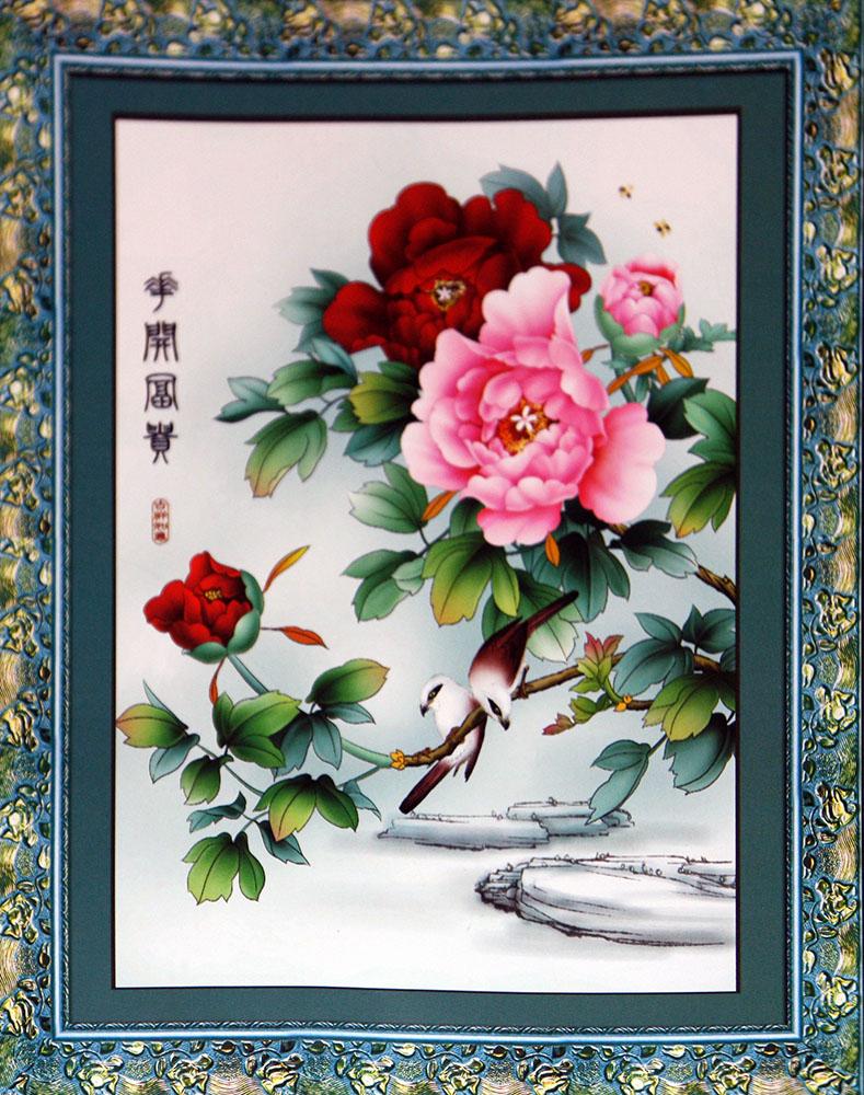 Вышивка китайские наборы