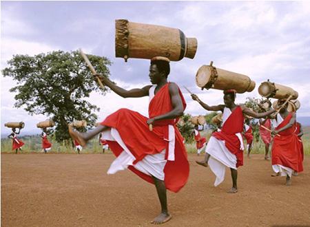 Зов Африки