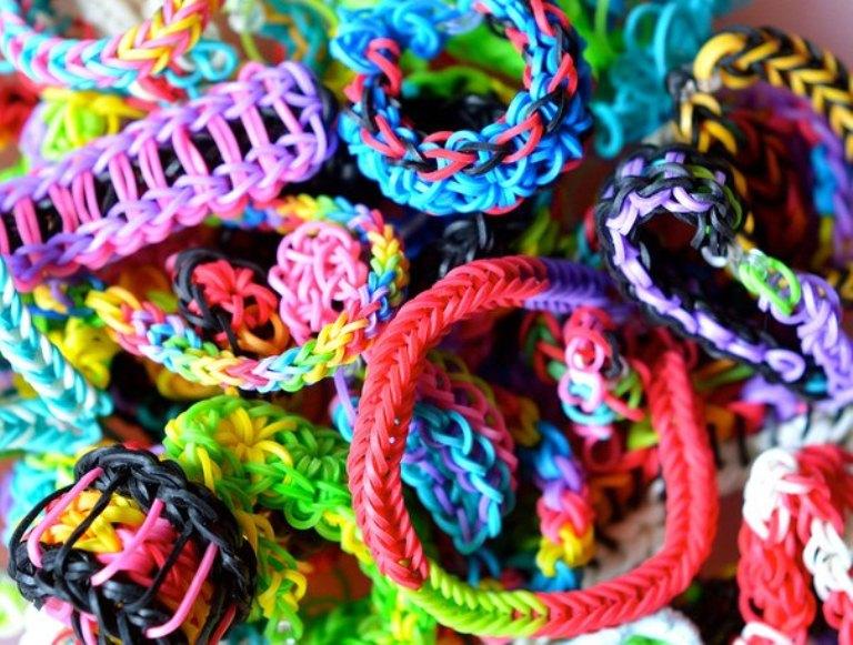 Плетение из резинок самые легкие