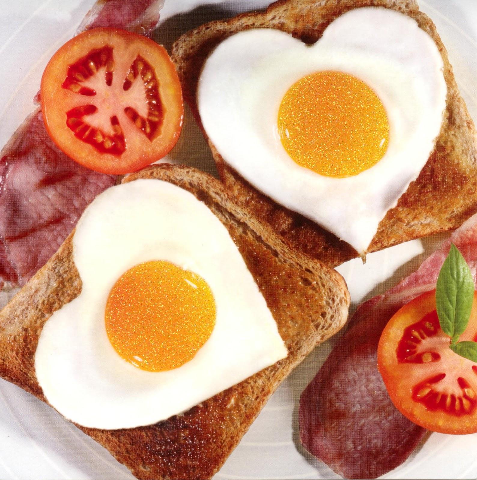Как сделать бодрящий завтрак