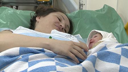 Новорожденная Россия