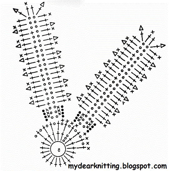 Ромашка крючком схемы вязание объемных цветов крючком мастер класс 97