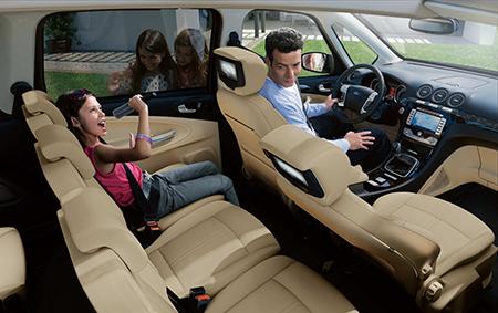 поведение родителей за рулем