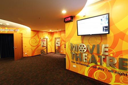 круглосуточный кинотеатр