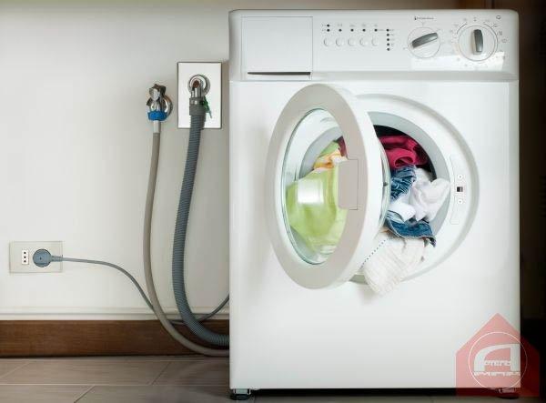 Установка стиральной машины автомат своими руками видео