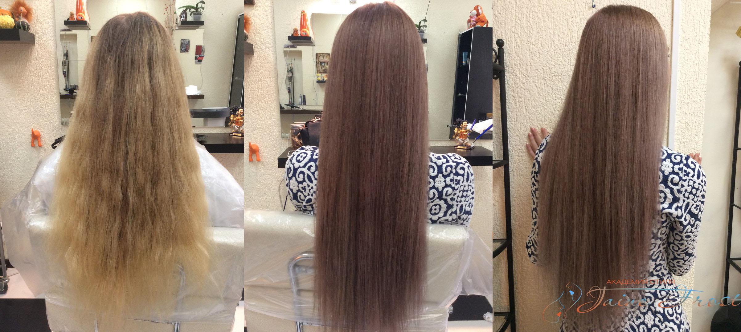 Как осветлить кончики волос в домашних условиях фото