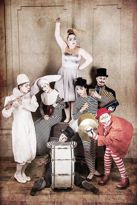 Антикварный цирк