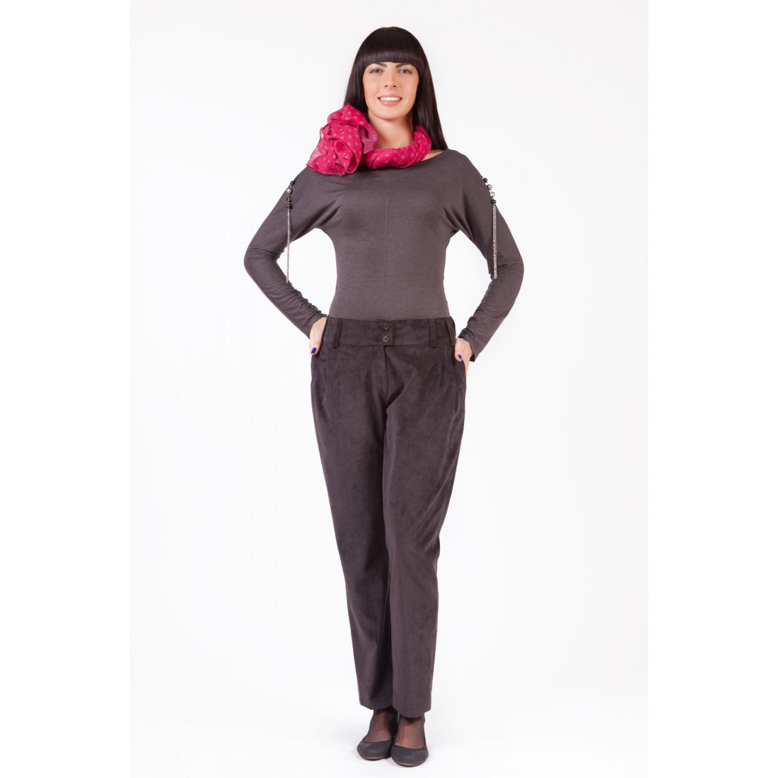 Модели брюк для широких бедер с фото