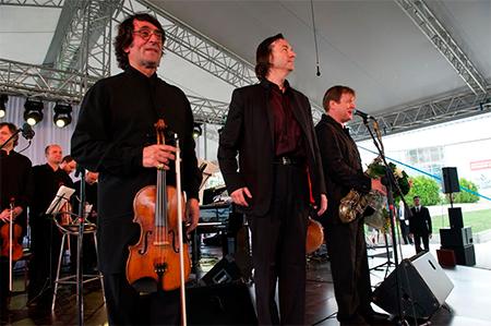 Игорь Райхельсон концерт в Консерватории