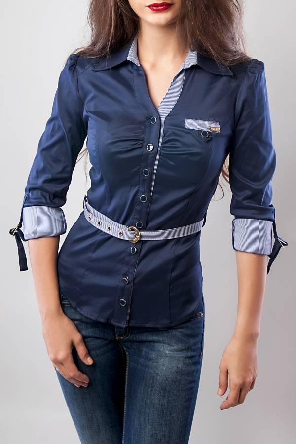 Рубашки женские турецкие
