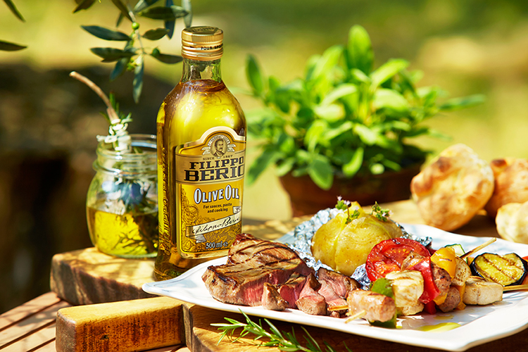 Оливковое масло и соусы Filippo Berio