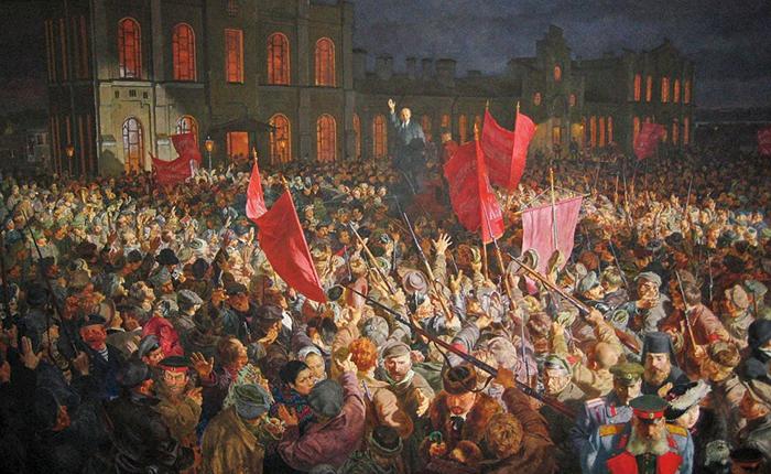 Ленинские тела: коммунизм и биохимия власти