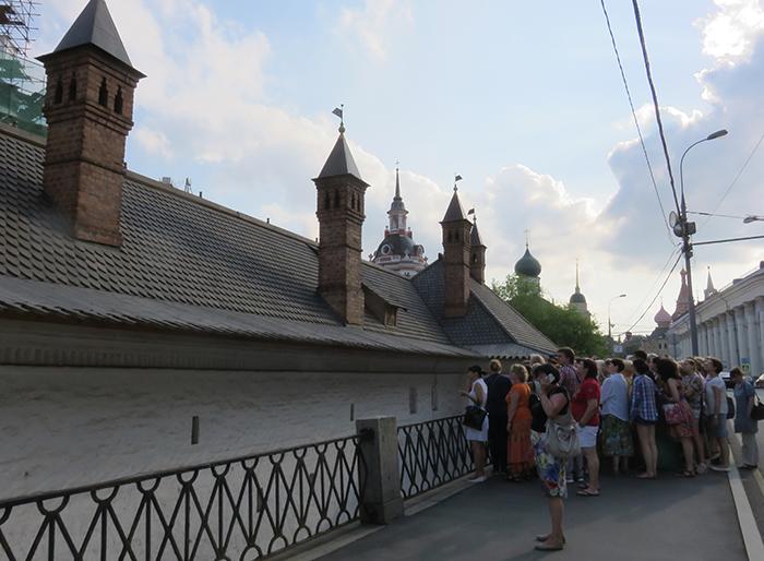 Бесплатные летние экскурсии по Москве