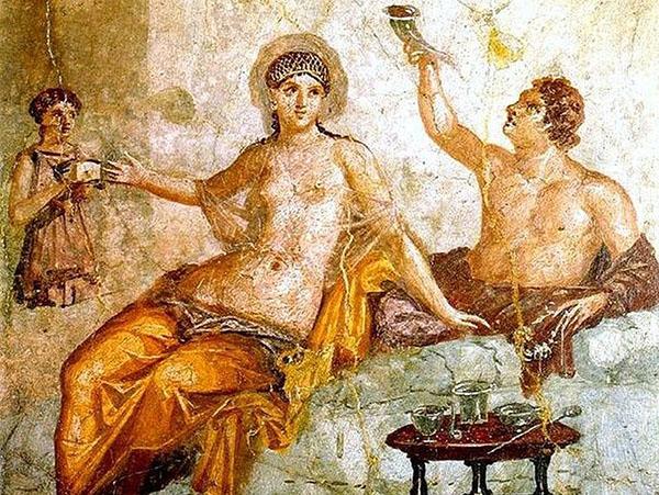 Еда в Древнем Риме