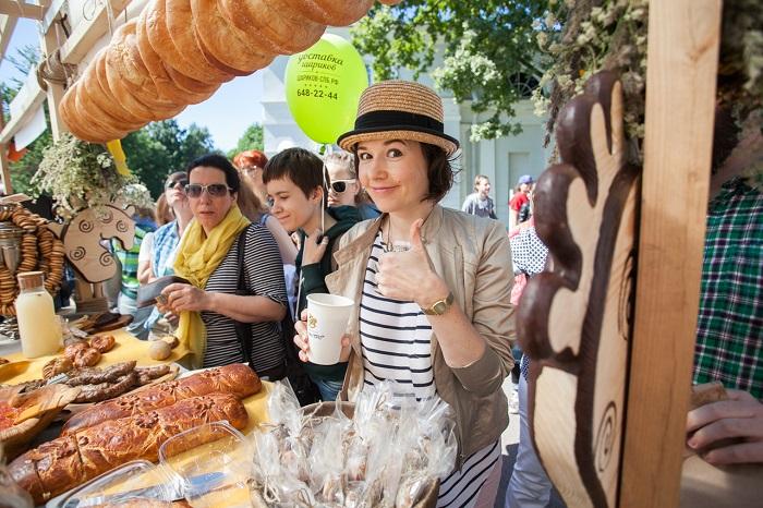 Эногастрономический фестиваль О, да! Еда! в Абрау-Дюрсо