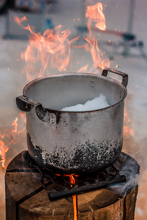Шведский факел