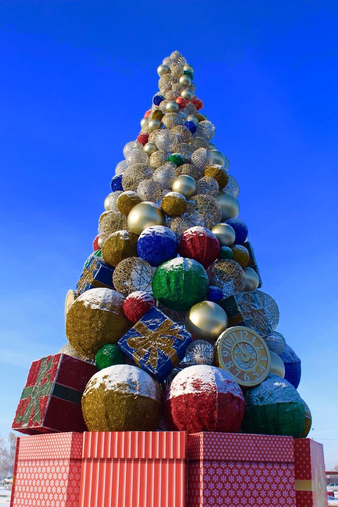 Новогодняя елка . Блиц: новогодняя елка