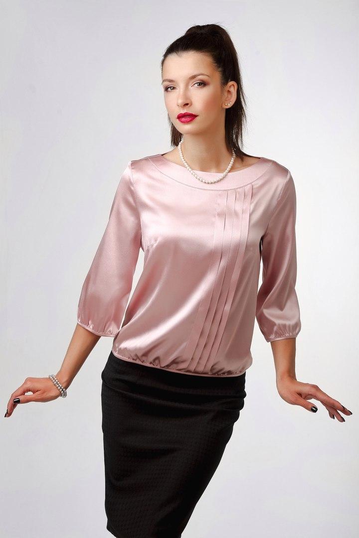 Модные Блузки В Интернет Магазине