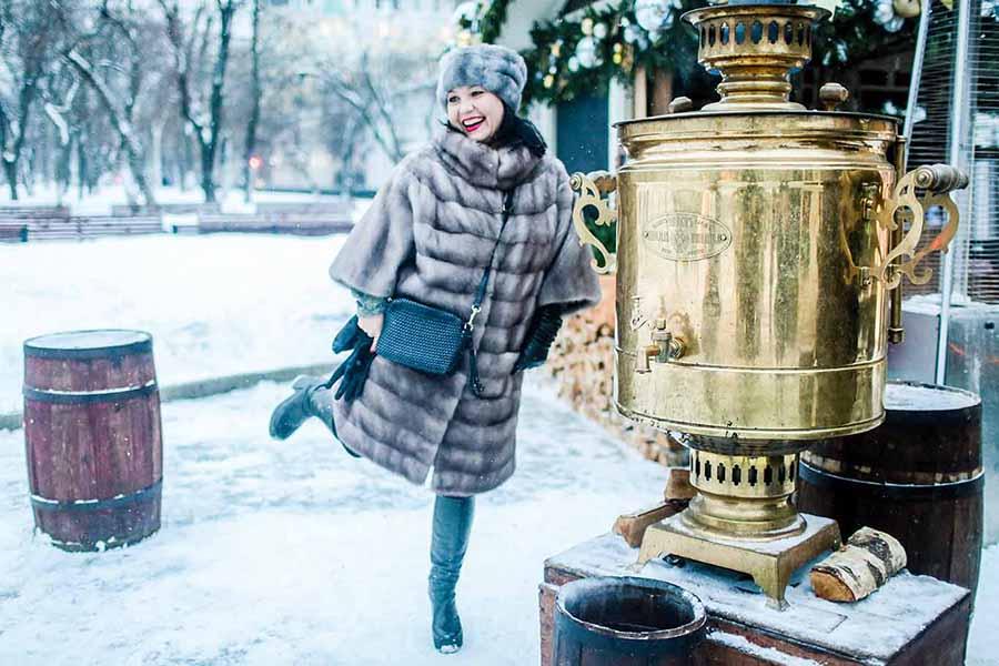 Московская масленица