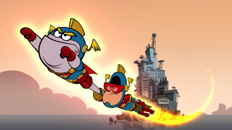 Капитан Атомик